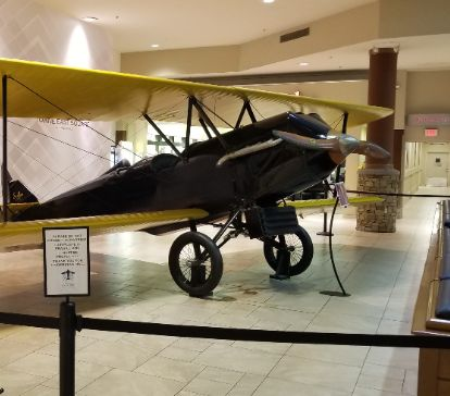 1927 Swallow On Loan at Towne East Square Mall; Wichita, KS